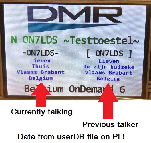 DMR Software   on7lds net